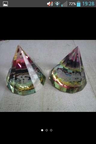 Imagen producto Piramides de horoscopo de cristal 3