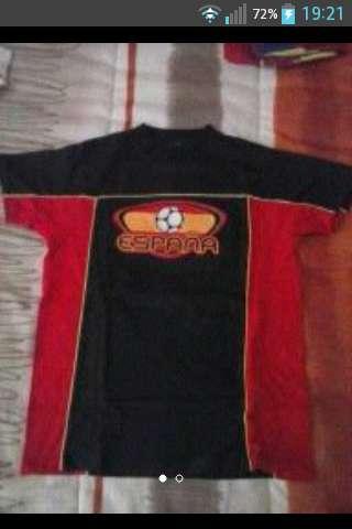 Imagen camiseta de españa de torres