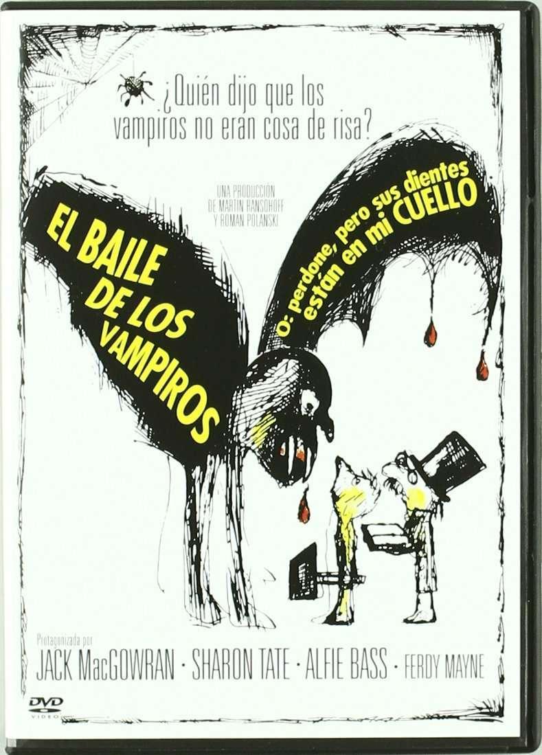 Imagen Película DVD El baile de los vampiros