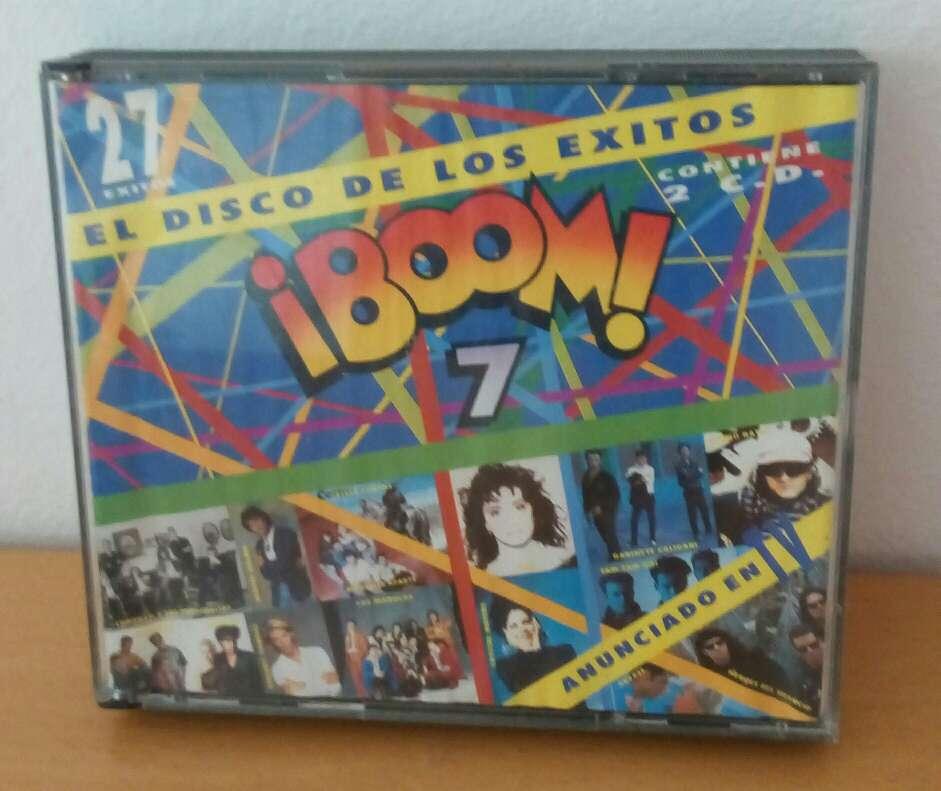Imagen ¡Boom! 7 (El Disco De Los Éxitos)