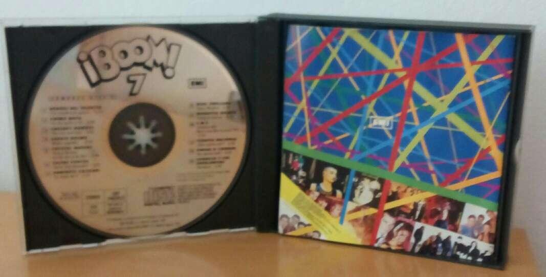 Imagen producto ¡Boom! 7 (El Disco De Los Éxitos) 4