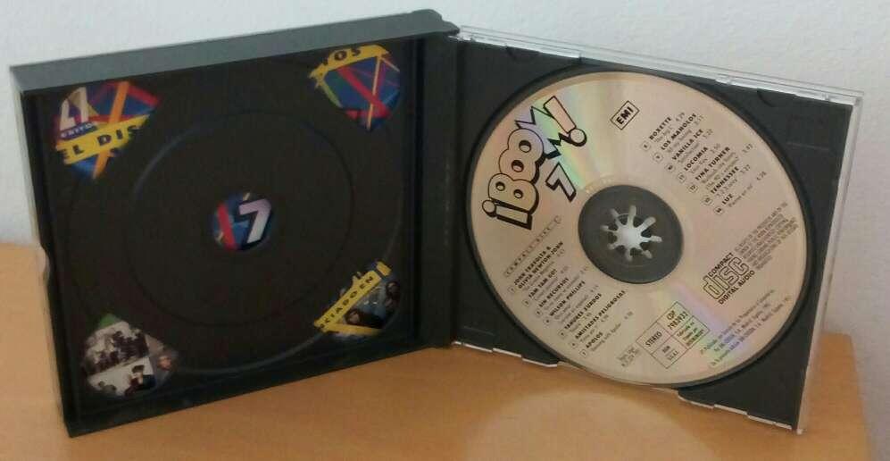 Imagen producto ¡Boom! 7 (El Disco De Los Éxitos) 3