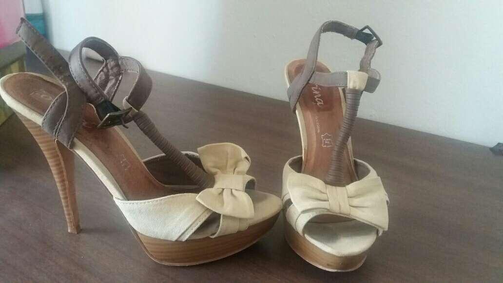 Imagen zapato marron