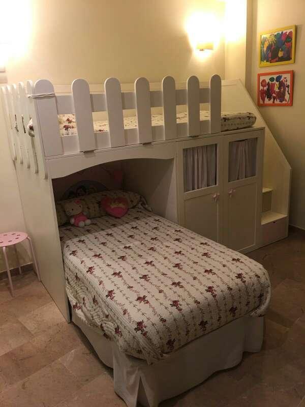 Imagen producto Casita litera de dos camas.  1