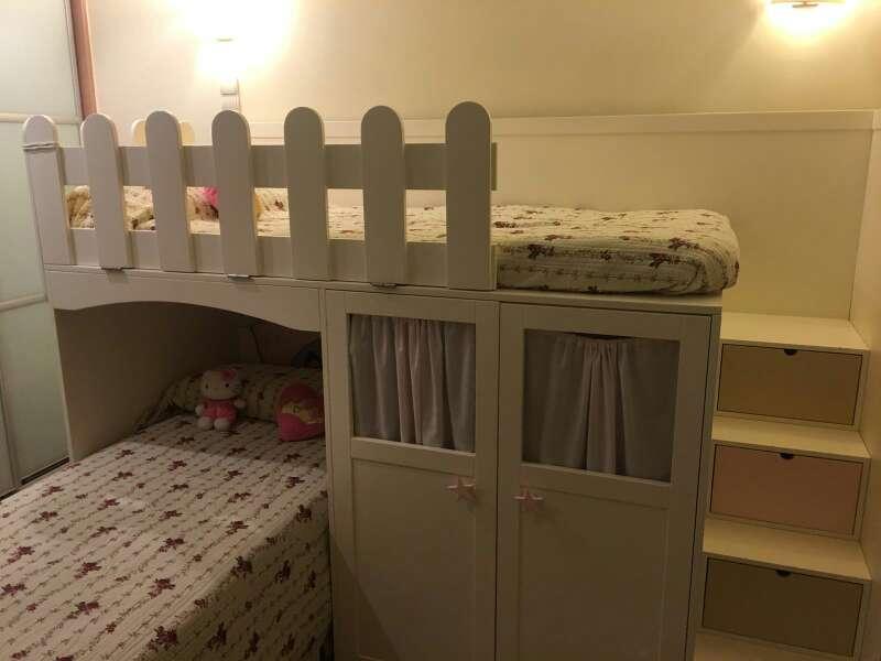 Imagen producto Casita litera de dos camas.  2