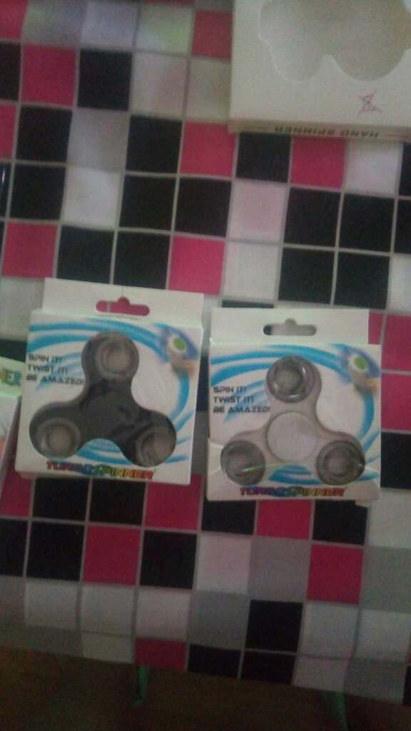 Imagen producto Spinners nuevos 1