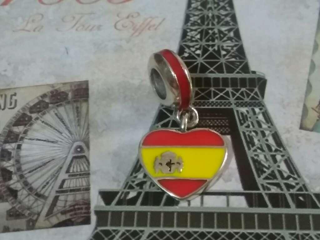 Imagen producto Charms (Bandera Nacional)  3