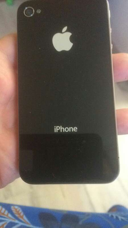 Imagen producto Vendo o cambio iphone 4 16GB LIBRE 2
