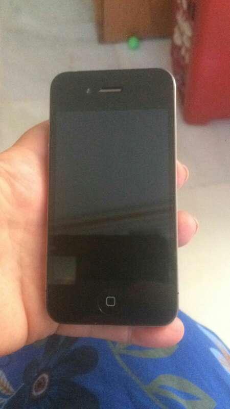 Imagen Vendo o cambio iphone 4 16GB LIBRE