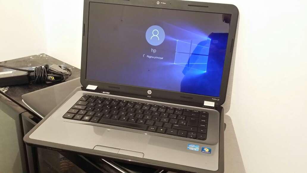 Imagen portatil hp g6/i5