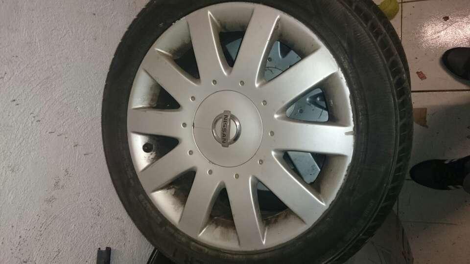 Imagen Neumáticos con llantas
