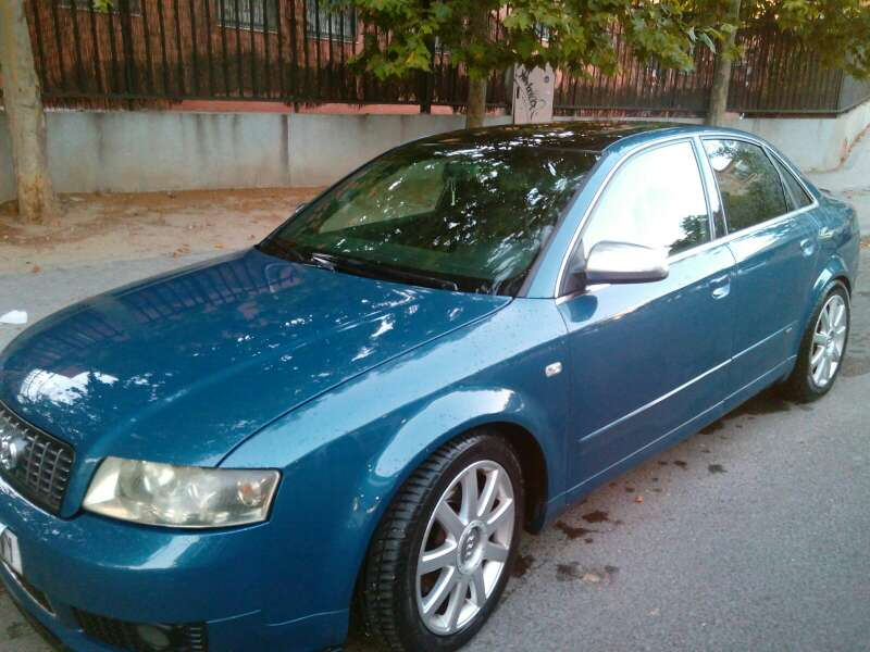 Imagen Audi A4 2.5 tdi(motor nuevo)