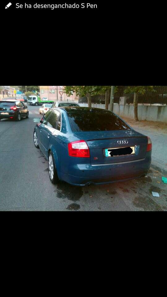 Imagen producto Audi A4 2.5 tdi(motor nuevo) 4