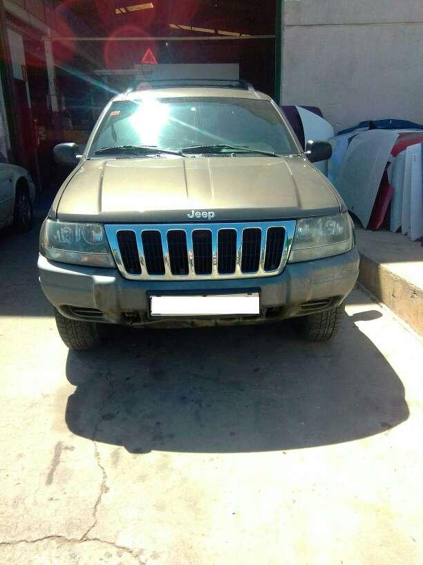 Imagen jeep gran cheroque