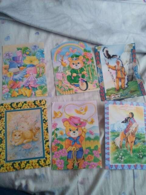 Imagen lote portadas cartas perfumadas