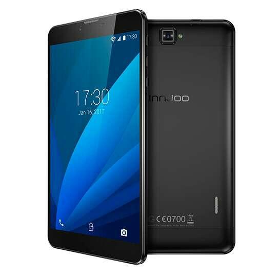 Imagen Innjoo tablet f5 pro negra dual sim