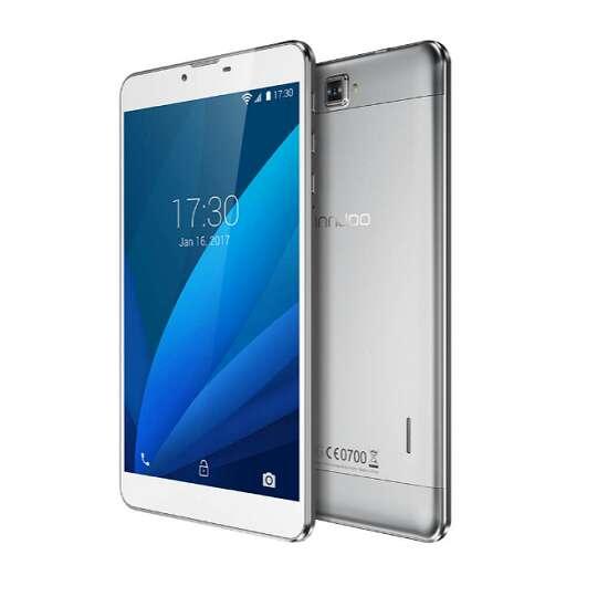 Imagen Innjoo tablet f5 pro plata dual sim