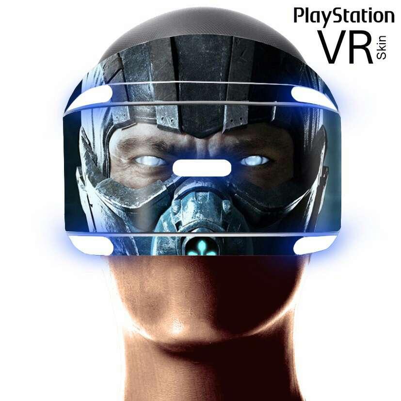 Imagen producto Vinilo Gafas VR Ps4 2
