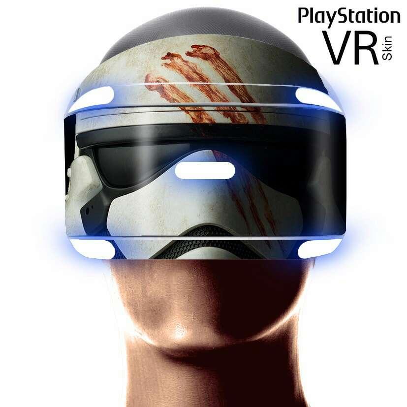 Imagen producto Vinilo Gafas VR Ps4 4
