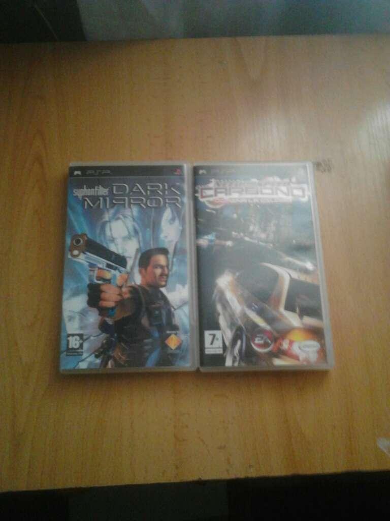 Imagen juegos psp 2 juegos