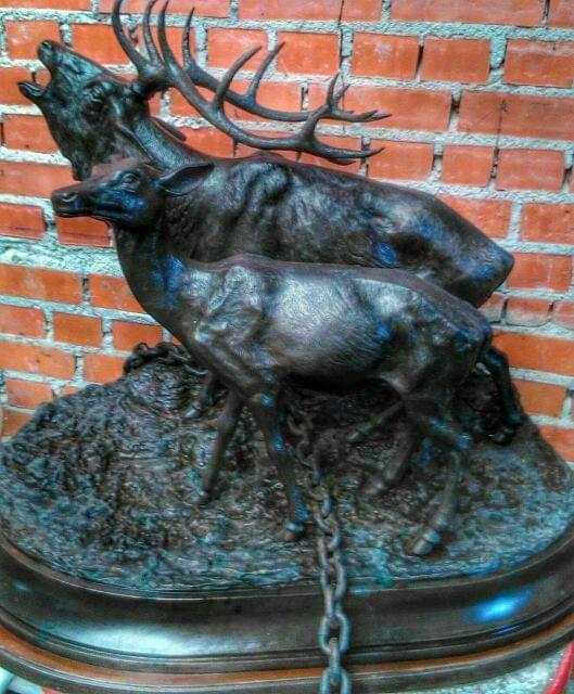 Imagen esculturas taurinas