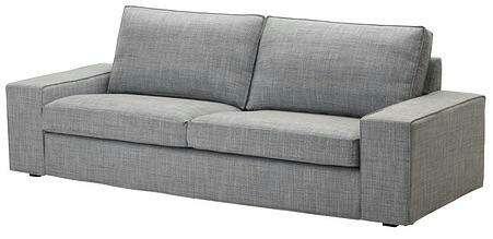 Imagen sofá kivik 3 plazas sin funda