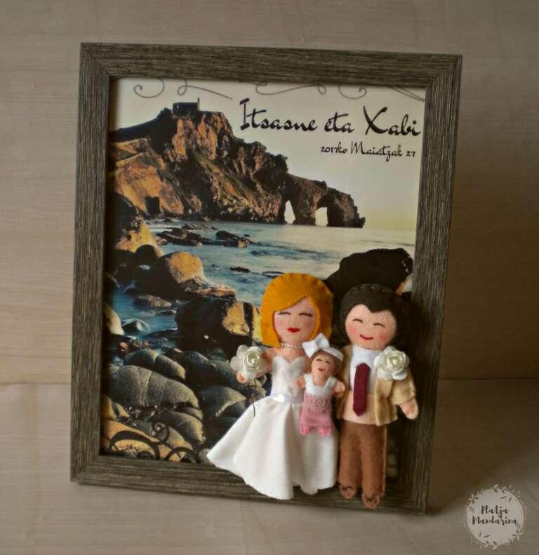 Imagen Cuadro para boda.