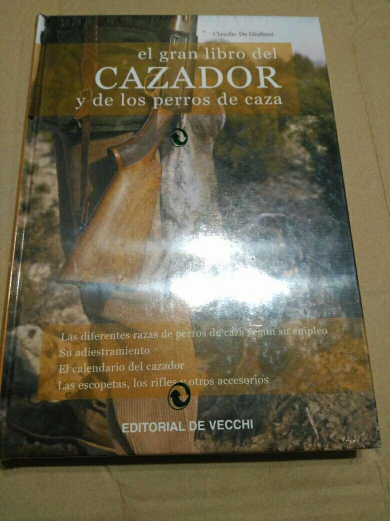 Imagen El gran libro del cazador y de los perros de caza
