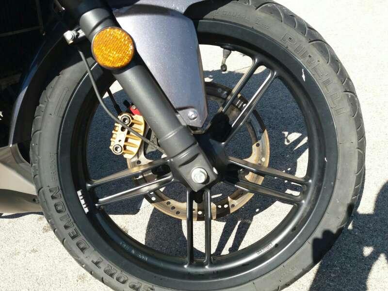 Imagen producto Moto Yamaha tzr 50 4