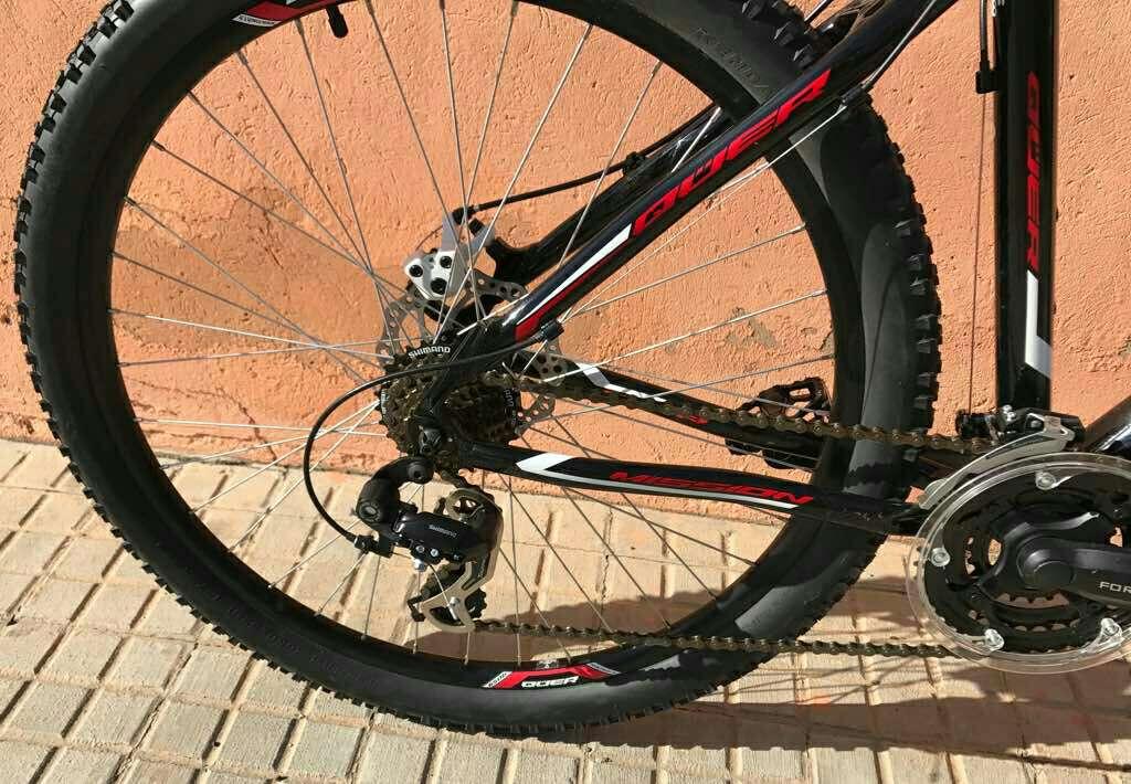 Imagen producto Bicicleta qüer mission 27.5 1 4