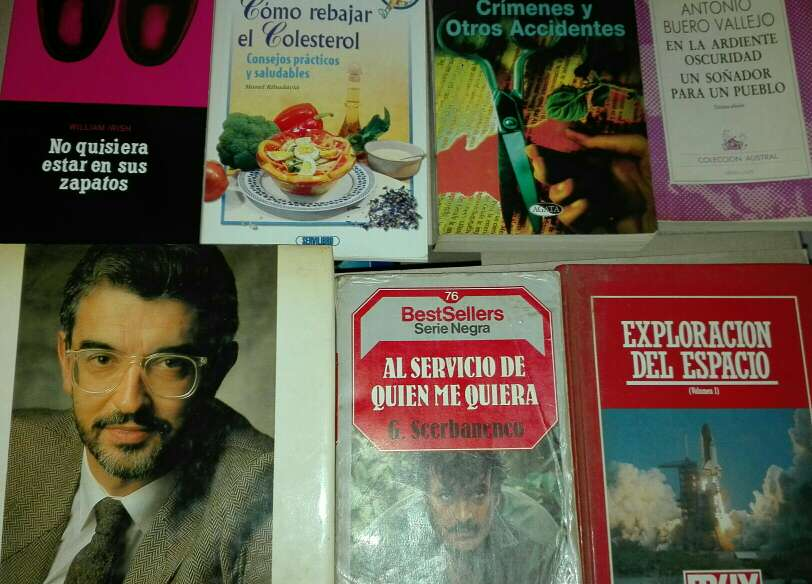 Imagen producto Gran variedad de libros 3