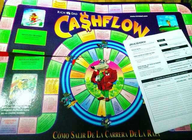 Imagen Cashflow 101 juego mesa