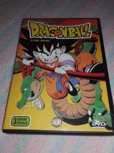 Imagen DRAGONBALL ( manga )