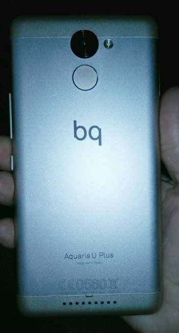 Imagen producto Bq aquaris u plus 2