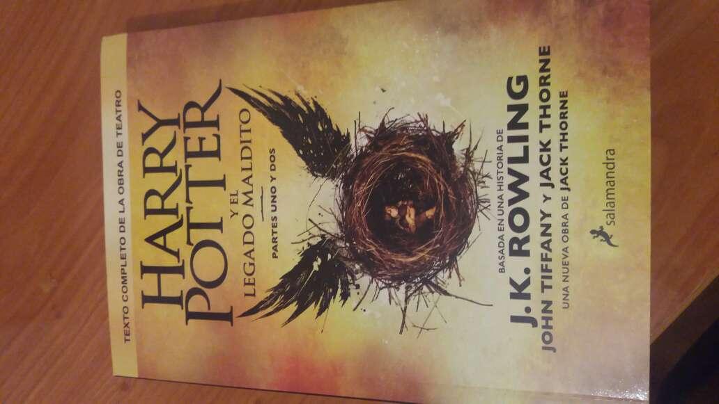 Imagen harry Potter y el legado maldito