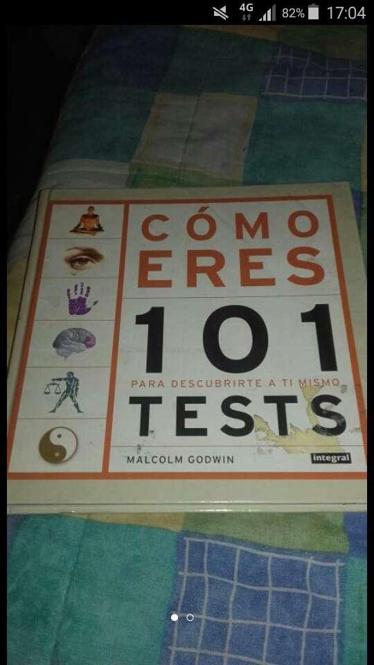 Imagen Libro de test