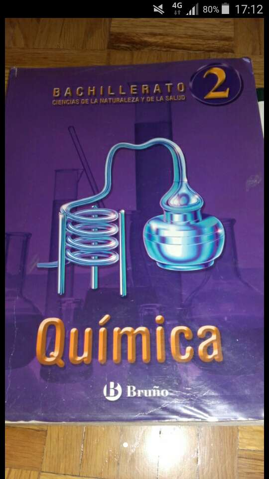 Imagen Libros de Quimica