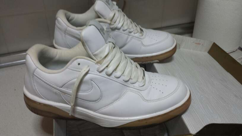 Imagen producto Zapatillas baloncesto Nike Air Force 25 aniver. 1