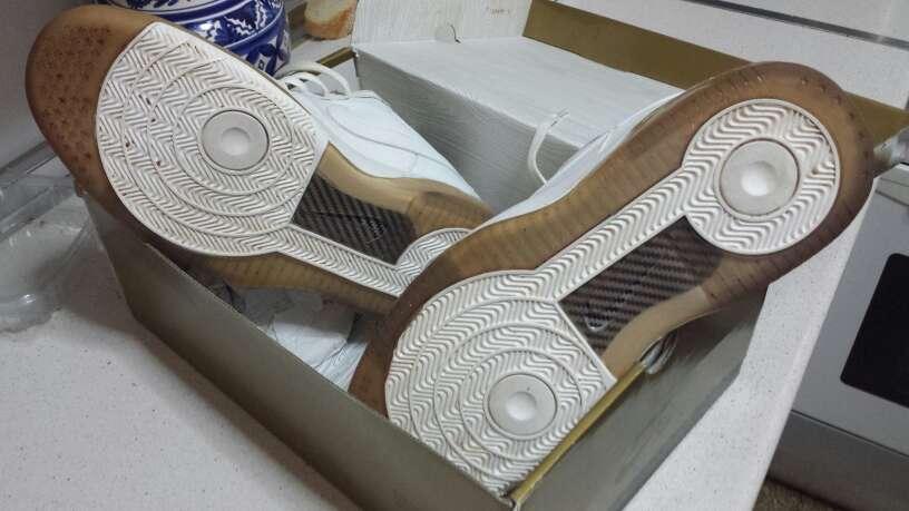 Imagen producto Zapatillas baloncesto Nike Air Force 25 aniver. 3
