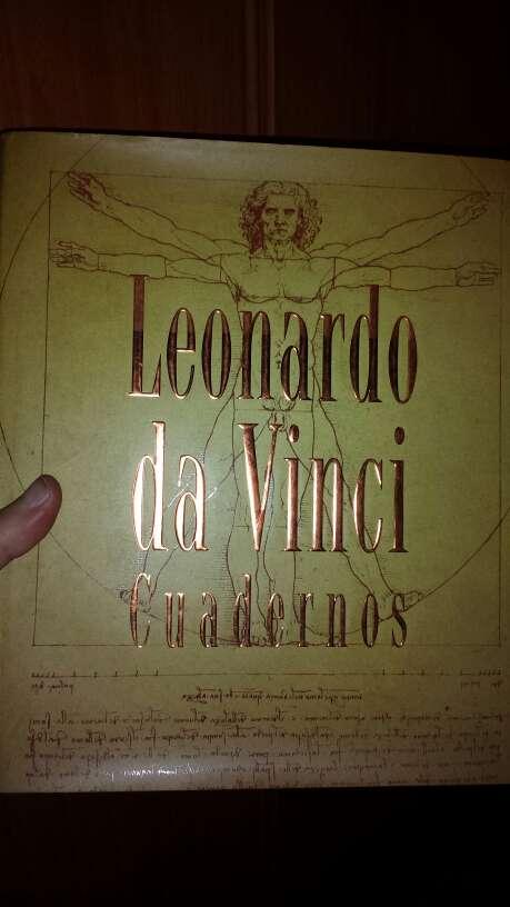 Imagen Libro Cuadernos de Leonardo da Vinci