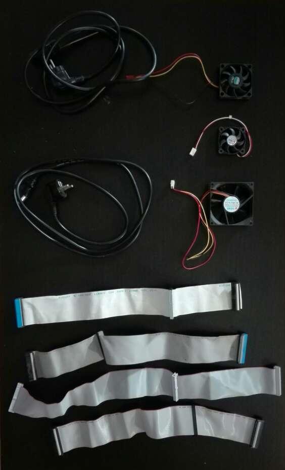Imagen cables ordenador