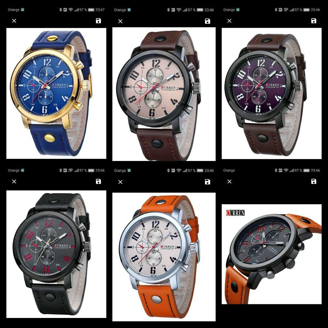 Imagen Reloj Curren hombre