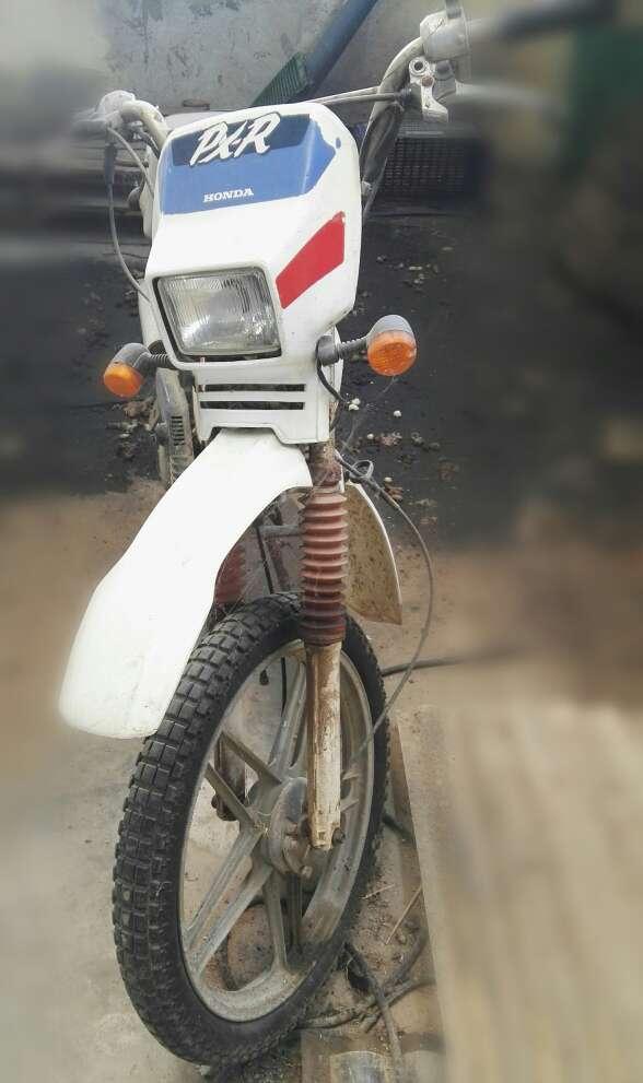 Imagen Motocicleta Honda PX-R para recambios