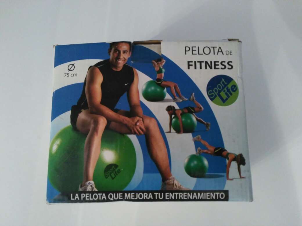 Imagen pelota de ejercicios