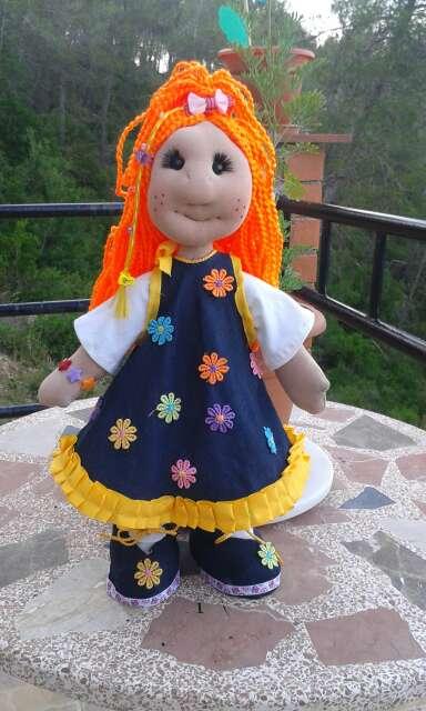 Imagen producto Muñekiss muñeca 2