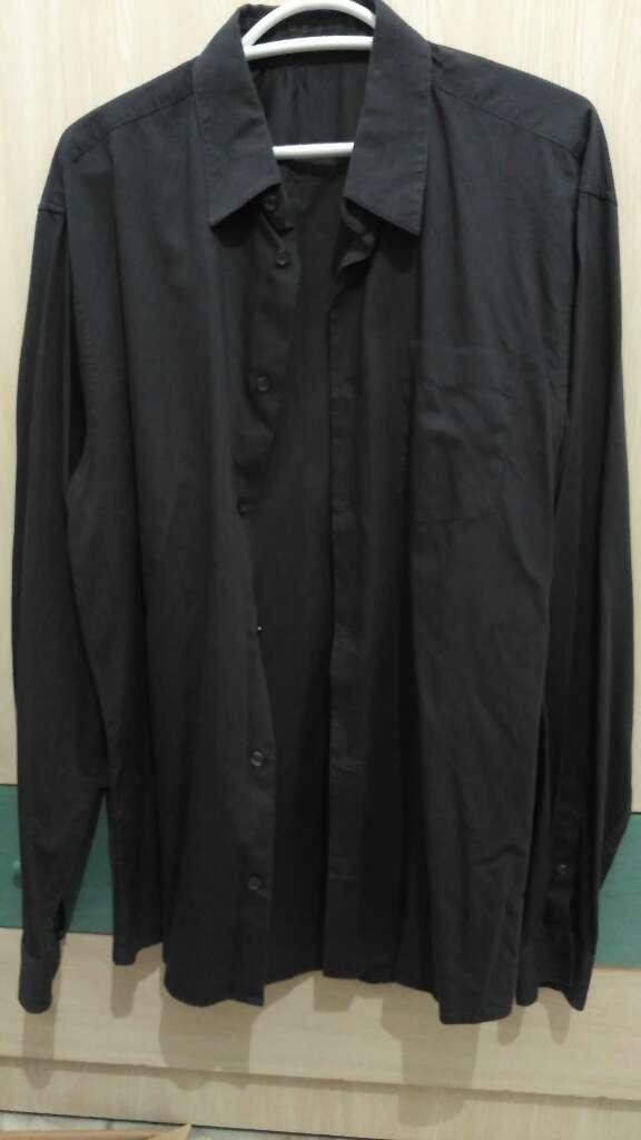 Imagen producto Camisa gris hombre 2