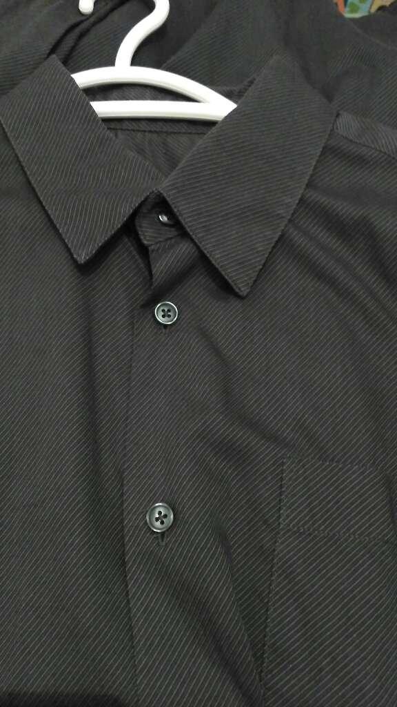 Imagen producto Camisa gris hombre 4
