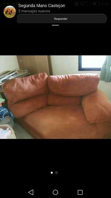 Imagen producto Vendo sofa 2