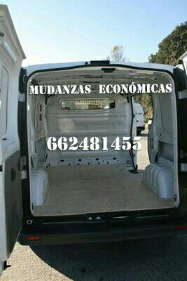 Imagen producto Mudanzas y transportes  1