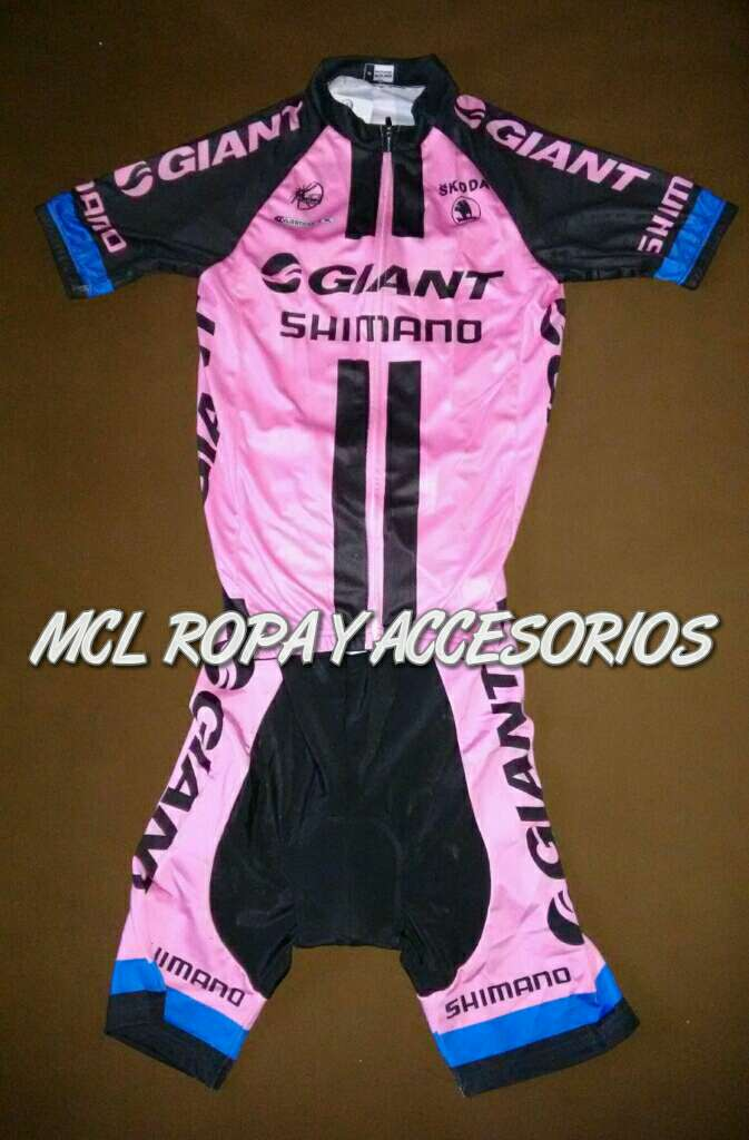 Imagen producto A estrenar Maillot + cullote mod Giant 1